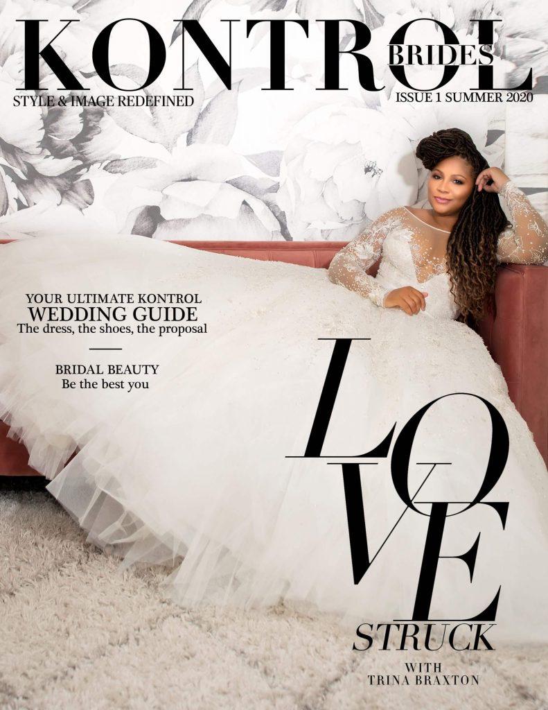 Trina Braxton Covers Kontrol Brides