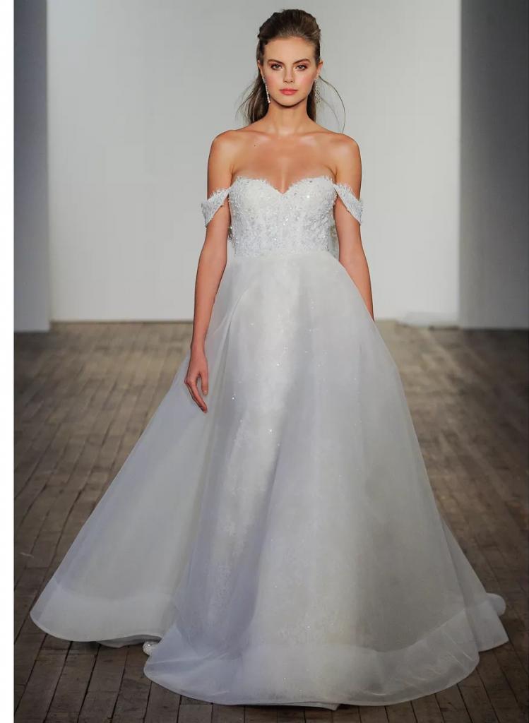 Allison Webb Ball gown spring 2020