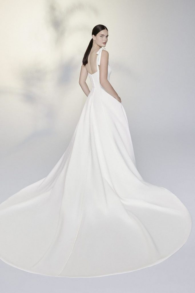 Justin Alexander Bridal Signature Luxe Satin Ball Gown 2021