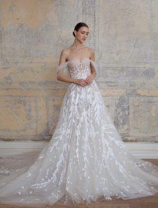 Sheer Georges Hobeika Bridal Bridal Spring Summer 2020