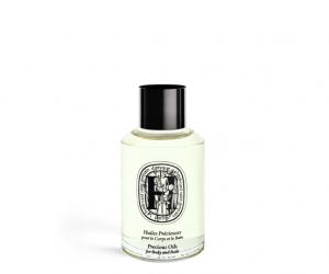 Precious Oils for Bath and Body
