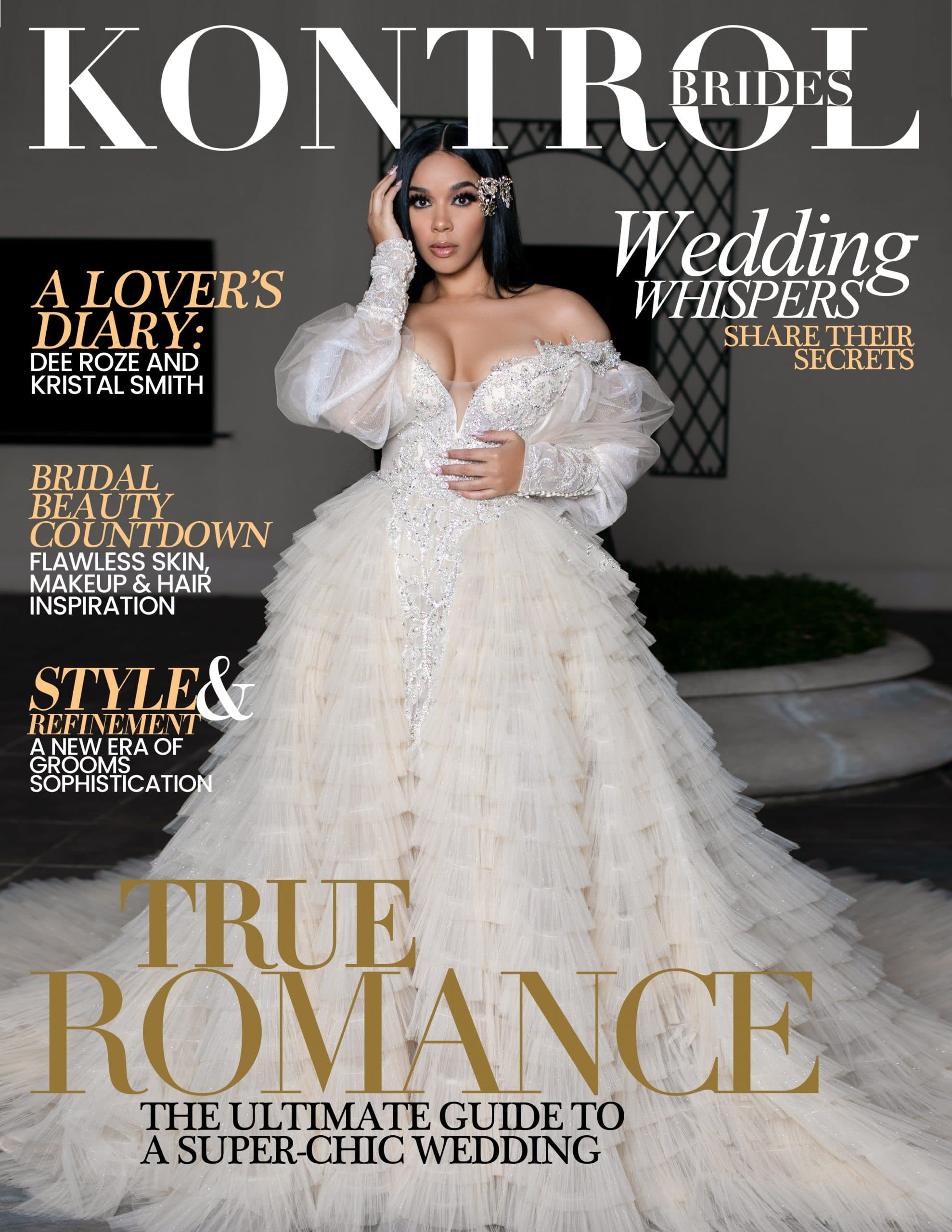 Kontrol Brides True Romance Cover