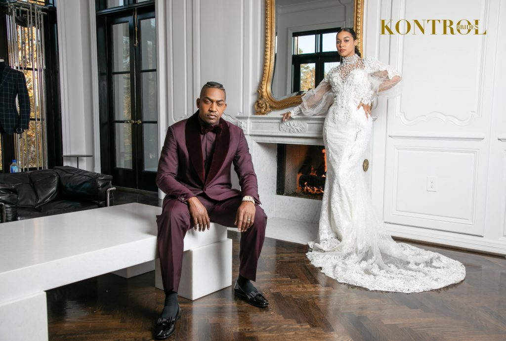A Lover's Diary Dee Roze and Kristal Smith Kontrol Brides