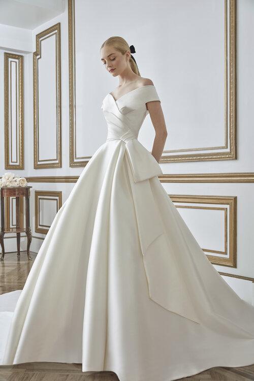 Sareh Nouri Fall Bridal 2021